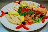 Морское ассорти / Seafood platter