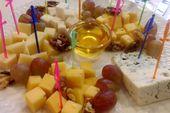 Сырная тарелка / Cheese platter