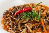 Скоблянка дальневосточная / Far Eastern skoblyanka (sea cucumber stew)