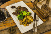 Стейк Рибай (Choice) / Steak Ribay (Choice)
